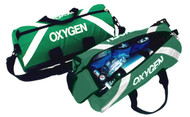 Fully padded to carry your oxygen cylinder, regulator and accessories.
