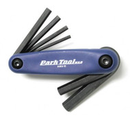 Park Tool Fold Up Hex Wrench Set AWS 11