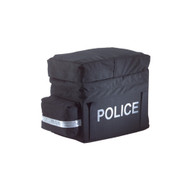 Inertia Police with Pocket Rack Trunk Bag