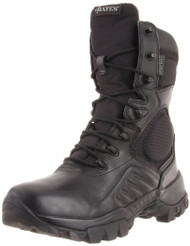 Bates 2900-B Mens Delta-9 Gore-Tex Side Zip Black Boots