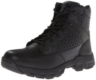 Bates 6606-B Mens 6 Inch Code 6 Side Zip Lightweight Black Tactical Boot