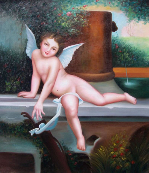 Level D Oil Paintings: 36X48