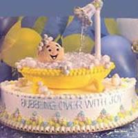 Make a Splash Cake