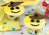 Grad Cup Cakes