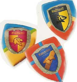 Harry Potter House Shield Cookies