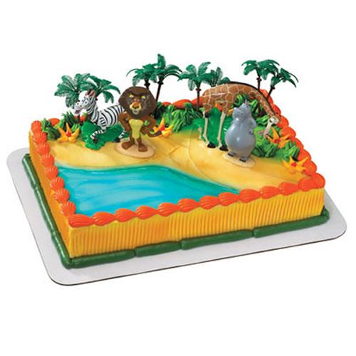 Madagascar Cake - ThePartyWorks