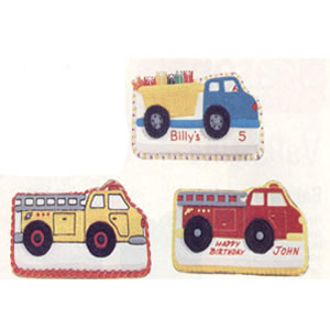 Fire Truck Cakes<br>Re-Usable Cake, Bread, JELL-O Pan