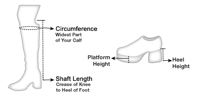 Shoe Measurement Guide