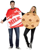 Cookies and Milk Adult Costume