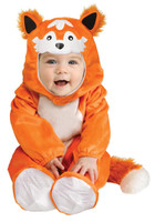 Baby Fox Toddler Costume