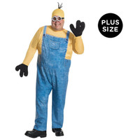 Minions Movie: Minion Kevin Adult Costume Plus