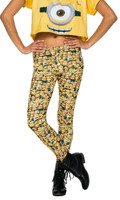 Minions Movie: Minion Adult Leggings