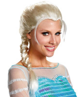 Frozen: Elsa Adult Wig