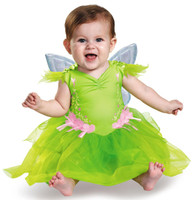Disney Tinker Bell Deluxe Toddler Costume