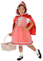 Red Riding Hood Toddler Costume
