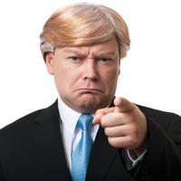 Mr. CEO Election Wig
