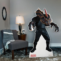 The Nightmare Collection - Smolder the Black Dragon Cardboard Stand-Up