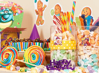 Candy Land Basic Party Pack