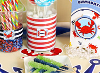 Anchors Aweigh Basic Party Pack