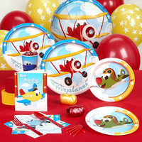Airplane Adventure Standard Party Pack