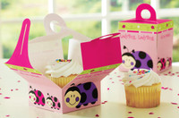LadyBugs Cupcake Box