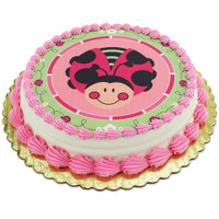 Ladybugs: Oh So Sweet Cake Icing Sheet