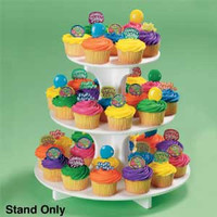 Single Use Cupcake Treat Tree