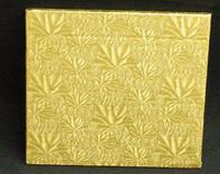"Square Gold Cake Board 10"" x 10"" x 1/2"" Thick"
