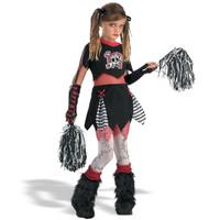 Cheerless Leader Child Costume