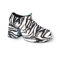 Zebra Platform Adult Shoes