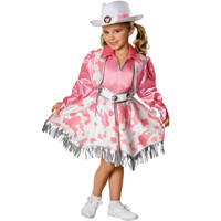 Western Diva Toddler / Child Costume