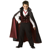 Gothic Vampire Elite Collection Child Costume