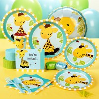 Giraffe Standard Party Pack