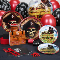 Pirates Standard Party Pack
