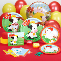 Barnyard Standard Party Pack