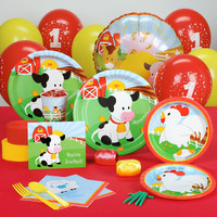 Barnyard 1st Birthday Standard Party Pack