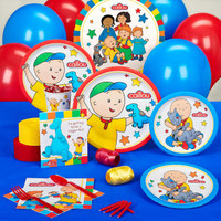 Caillou Standard Party Pack