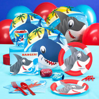 Sharks Standard Party Pack