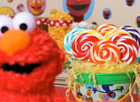 Sesame Street Elmo Party Basic Party Packs
