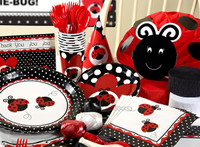 LadyBug Fancy Basic Party Pack