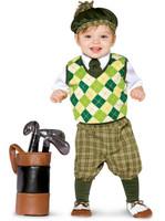 Future Golfer Infant / Toddler Costume