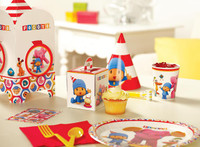 Pocoyo Basic Party Pack