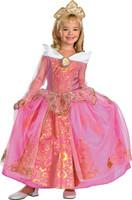 Disney Storybook Aurora Prestige Toddler / Child Costume