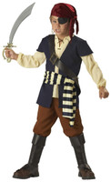 Pirate Mate Child Costume