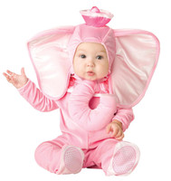 Pink Elephant Infant / Toddler Costume