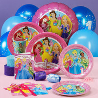 Disney 1st Birthday Princess Standard Pack