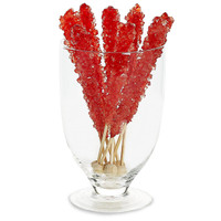 Cherry Rock Candy Stick