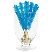Blueberry Rock Candy Stick