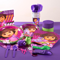 Dora's Flower Adventure Standard Party Pack