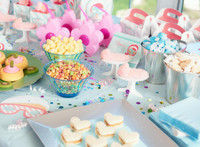 Little Spa Party Basic Party Pack 2